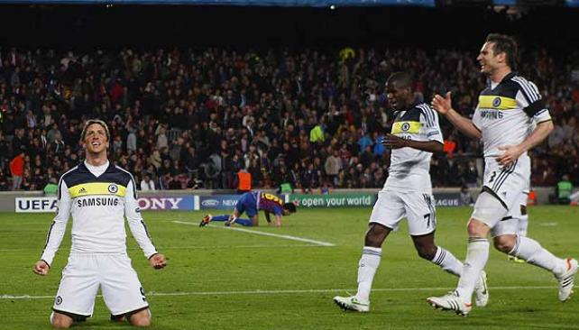 Torres y su gol hicieron batir récords en Twitter (Foto: AP).