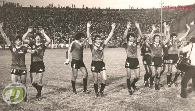 Belgrano consiguió en 1986 el primer título oficial de un equipo cordobés en AFA. Fue campeón del Regional. (Foto: La Voz / Archivo)
