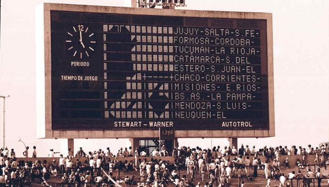 Libertadores: Buenos Aires 23 - 0 Interior