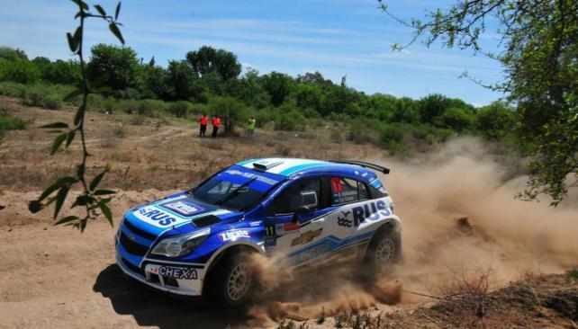 Resultado de imagen para federico villagra rally argentino gran premio alcides 2016