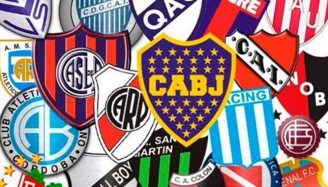 La Superliga argentina es una posibilidad para el futuro inmediato.