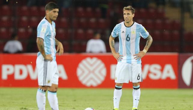 Bauza confirmó el equipo de Argentina para enfrentar a Venezuela