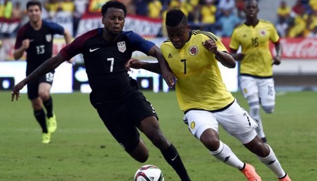 Estados Unidos y Colombia abren la Copa América Centenario.