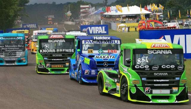 La Fórmula Truck de Brasil llegará al Oscar Cabalén.