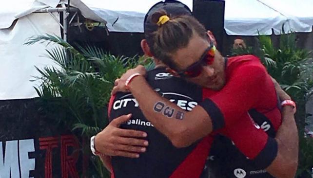 Oscar Galíndez ganó en Miami. Su hijo Thomy fue cuarto.