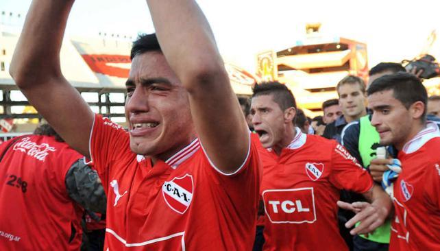 Independiente bajó a la B por primera vez en la historia (Foto: Télam).