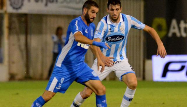 Bou volvió al gol y empató el trámite ante Atlético de Rafaela