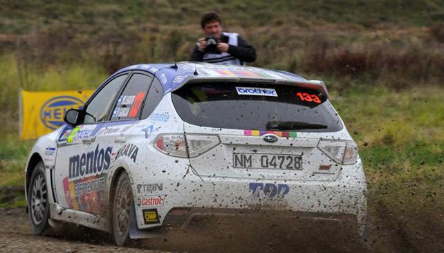 Rally Mundial: Ligato se enfrenta al asfalto alemán. (Foto: TopRun/Archivo)