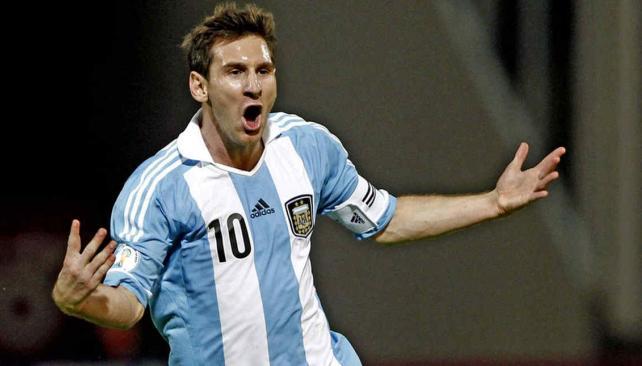 Sirvienta y guardaespaldas, algunos de los pedidos de Messi