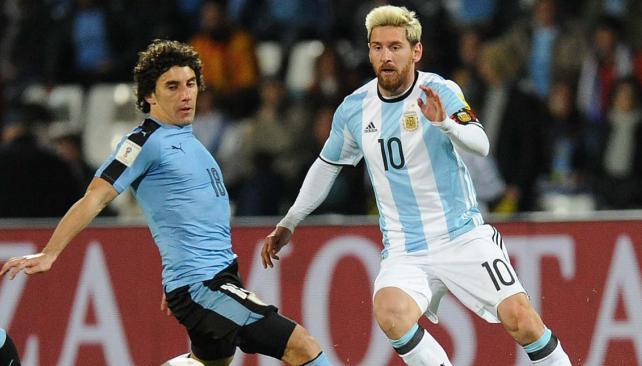 Eliminatorias: Con un gol de Messi, la Selección derrotó a Uruguay