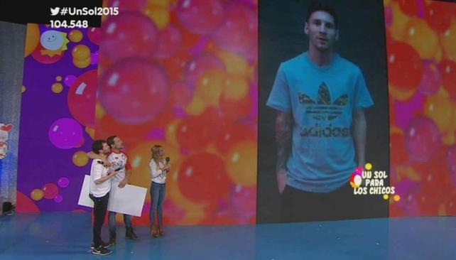 Messi y una colaboración millonaria para Unicef