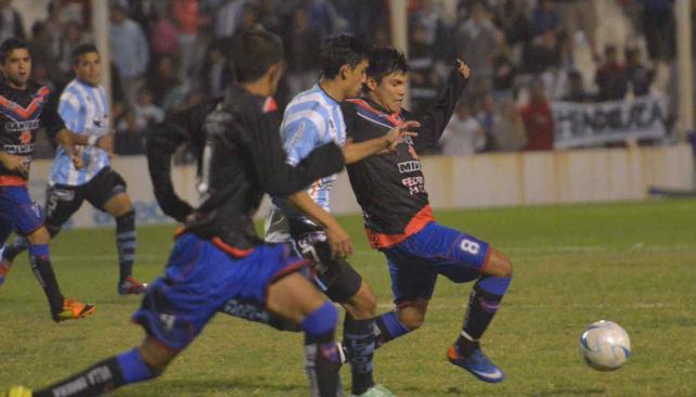 Racing igualó en el Sancho (Foto: Facundo Luque/La Voz del Interior).
