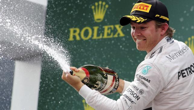 Nico Rosberg anunció su retiro de la Fórmula 1 — Tras coronarse campeón