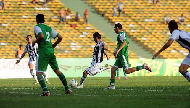 Talleres contó con varias chances para marcar más goles. (Foto: Ramiro Pereyra)