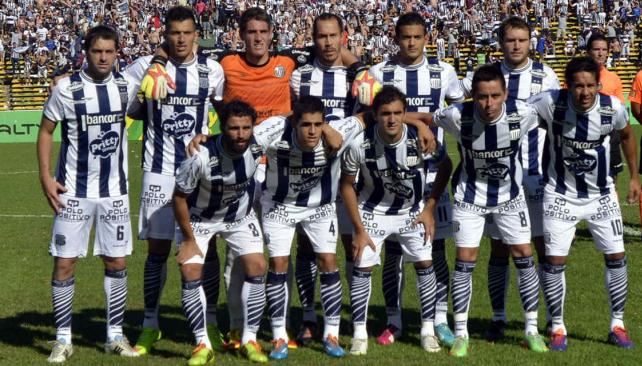 Talleres, a un paso de volver a la B Nacional (Foto: Pedro Castillo).