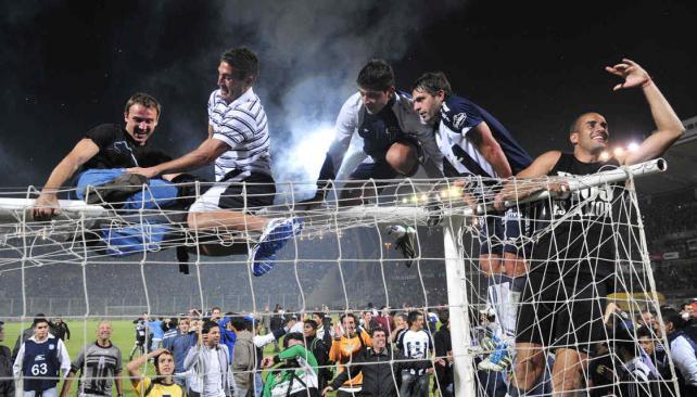 Talleres se coronó campeón del Torneo Argentino A y ascendió a la Primera B Nacional, luego de vencer 1-0 a San Jorge, para cerrar un campañón (Foto: Sergio Cejas).