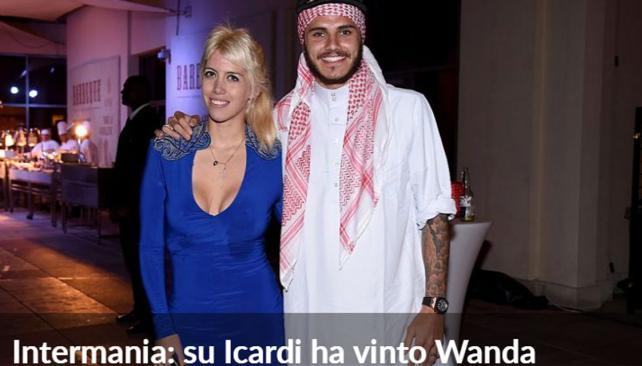 Icardi, el mejor pago del Inter.