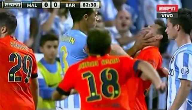 Lo memes de la pelea entre weligton y messi mundo d for Piso wellington barcelona